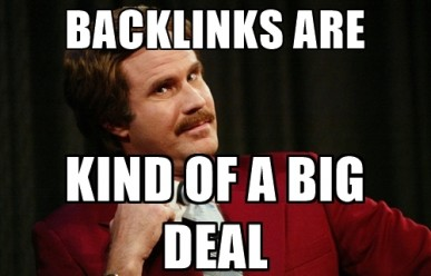 backlinks are important